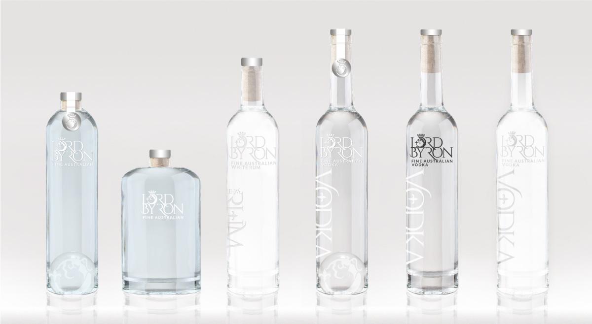 Lord Byron Distillery Original Image Renders - Spirits