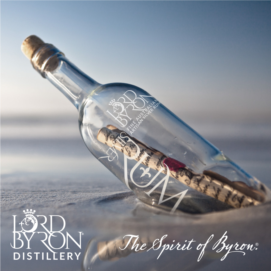 Creating the Lord Byron Distillery story
