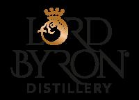 Lord Byron Distillery Logo by Julie McCombe