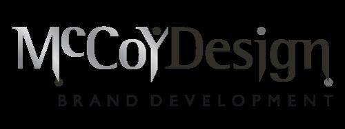 Julie McCoy Graphic Design, McCoy Design Logo