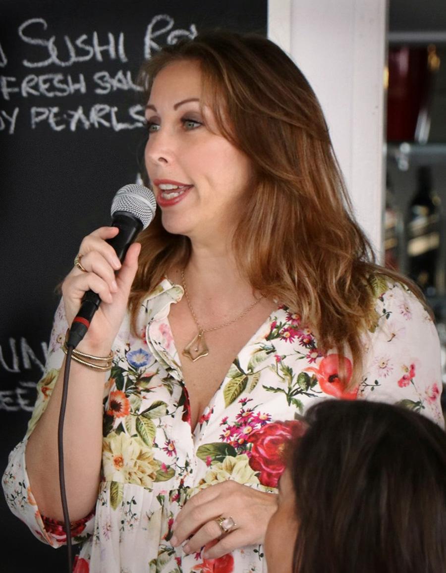 Julie McCombe