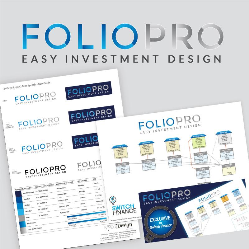 Folio Pro Logo Design