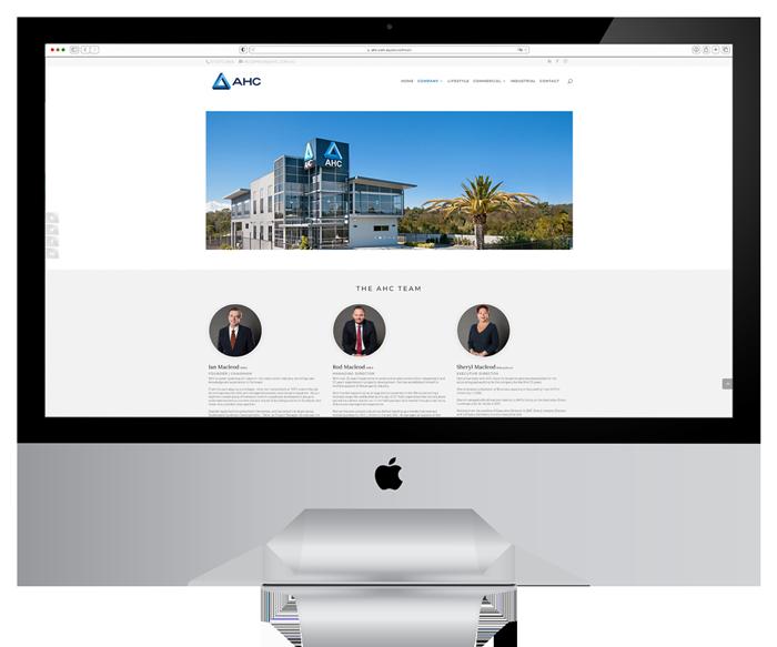AHC Website