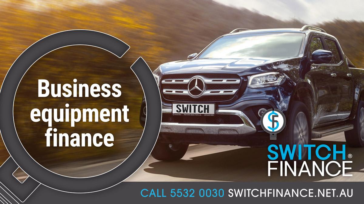 Switch Finance Slide 1