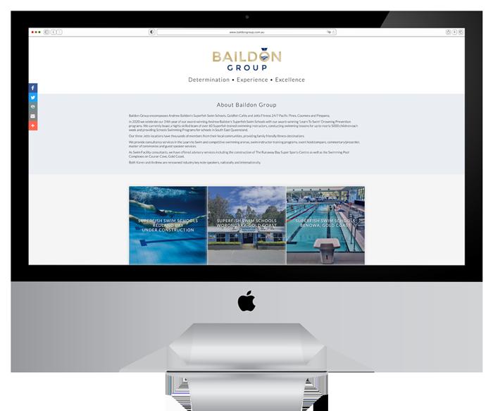 Baildon Group Website 1