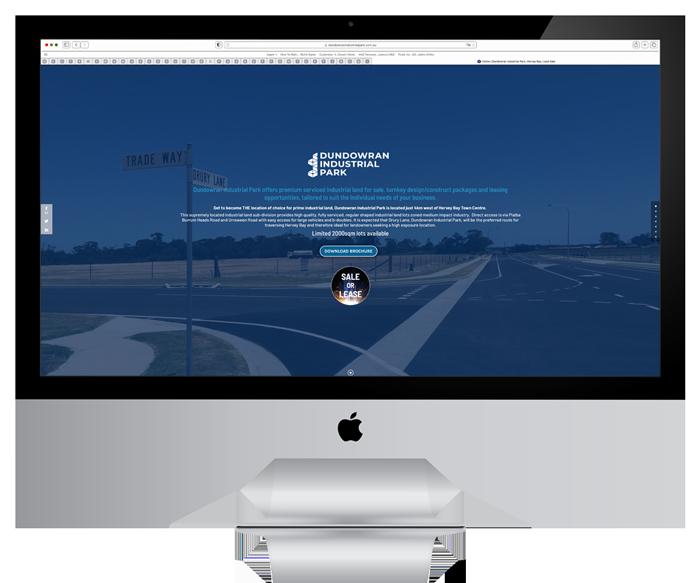 Dundowran Industrial Park Hervey Bay Website