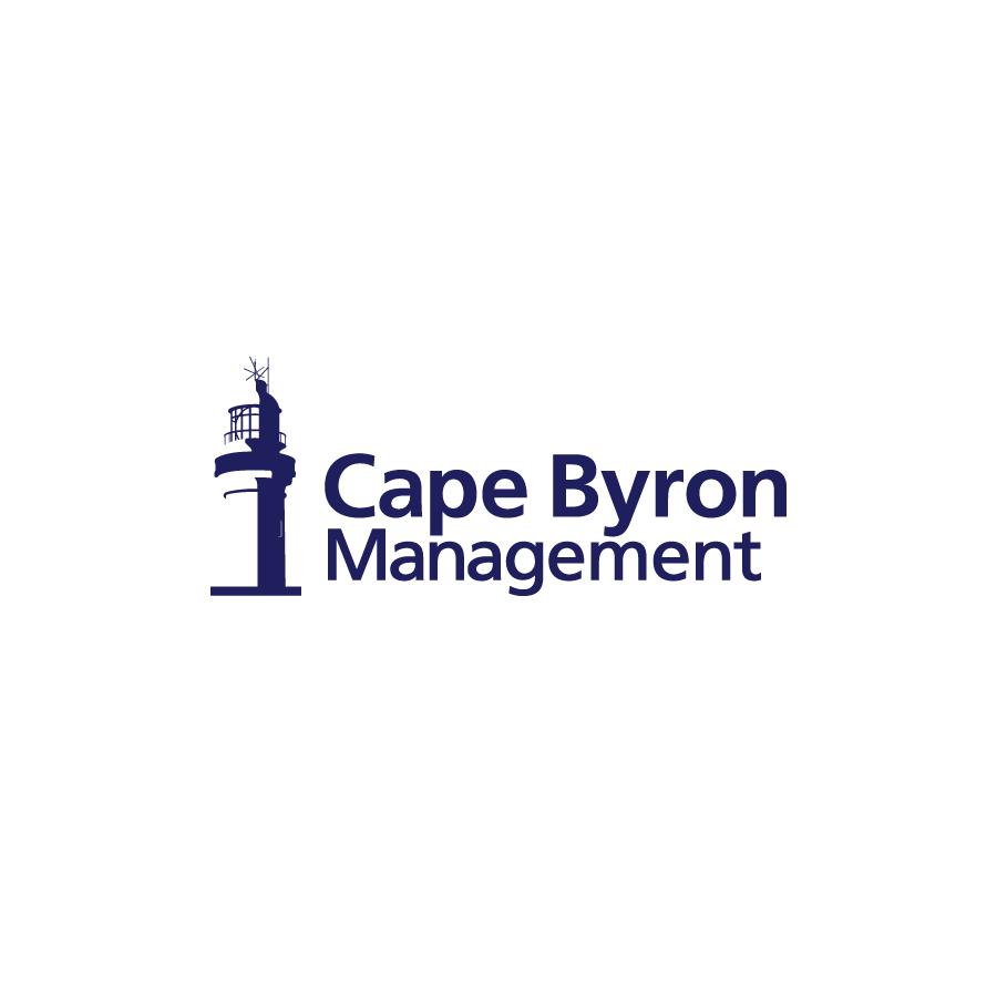 Cape Byron Management Logo Design