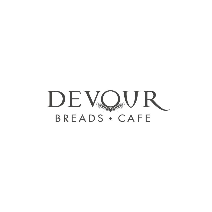 Devour Logo Design