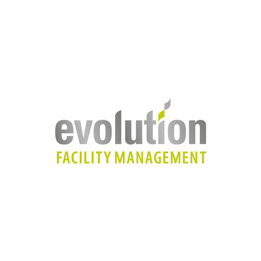 Evolution Facility Management Logo Design