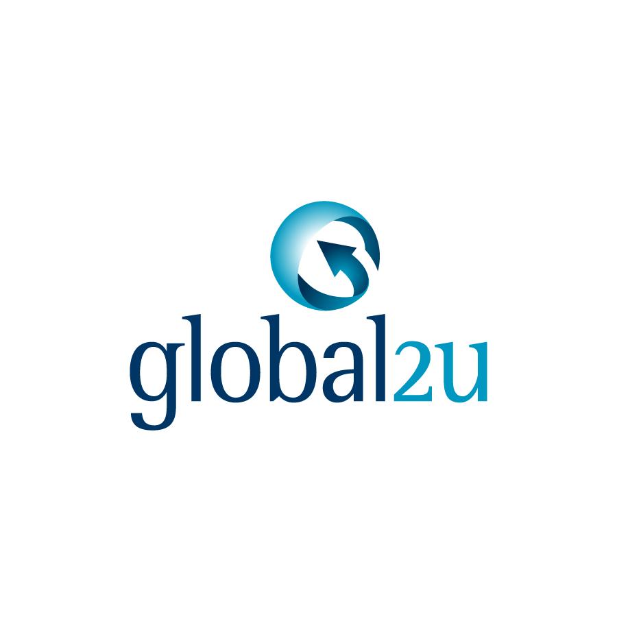 Global 2U Logo Design