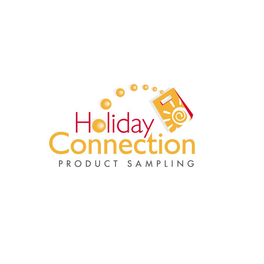 Holiday Connection Logo Design