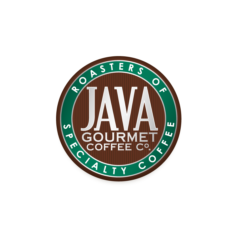 Java Gourmet Coffee Co. Logo Design