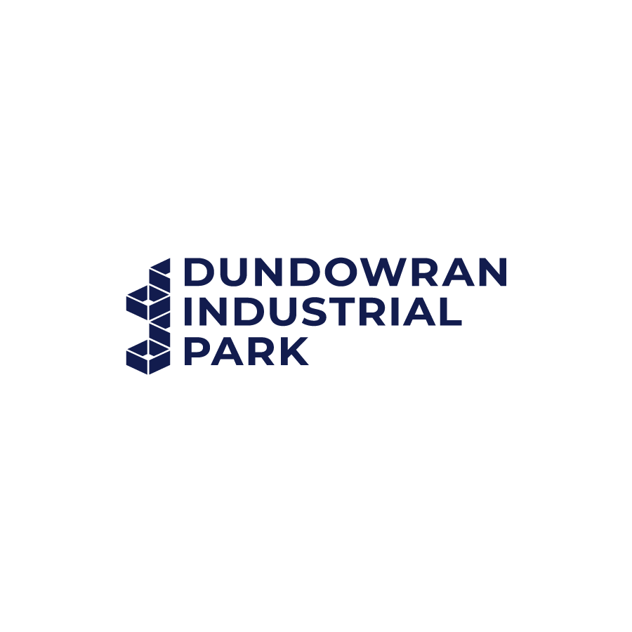Dundowran Industrial Park Logo Design