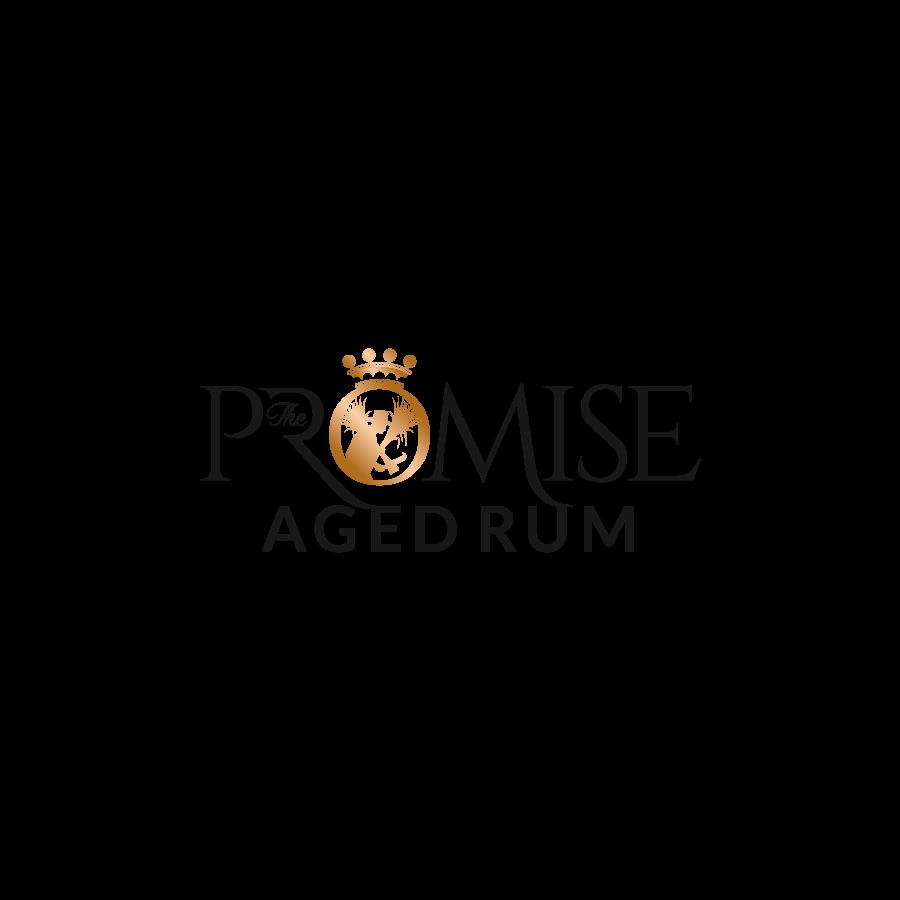 Lord Byron Distillery The Promise Logo Design