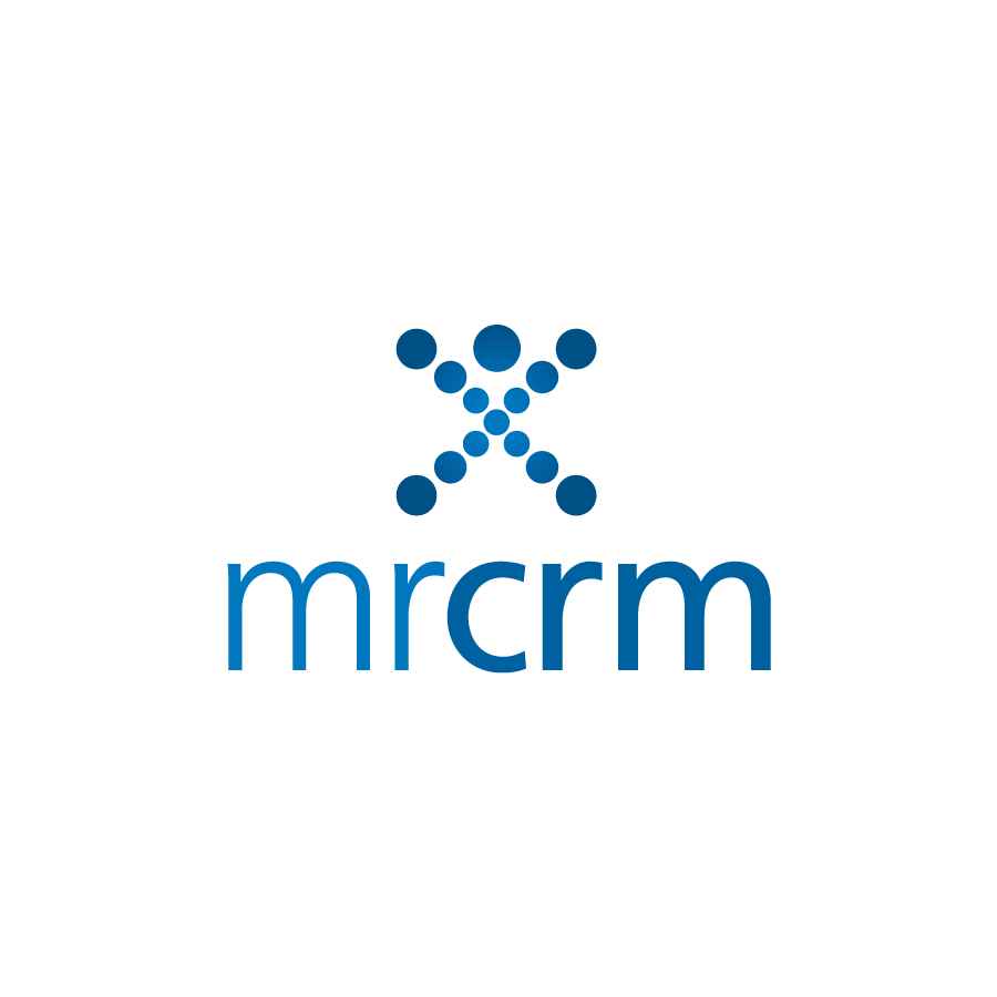 MRCRM Logo Design