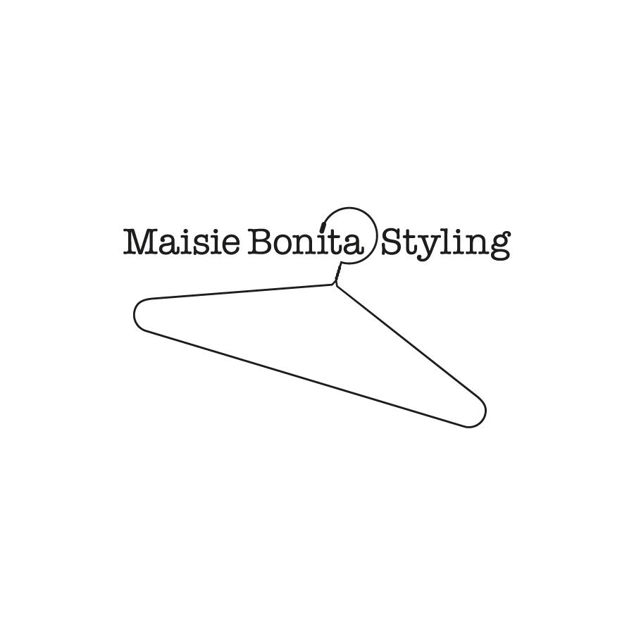 Maisie Bonita Styling Logo Design
