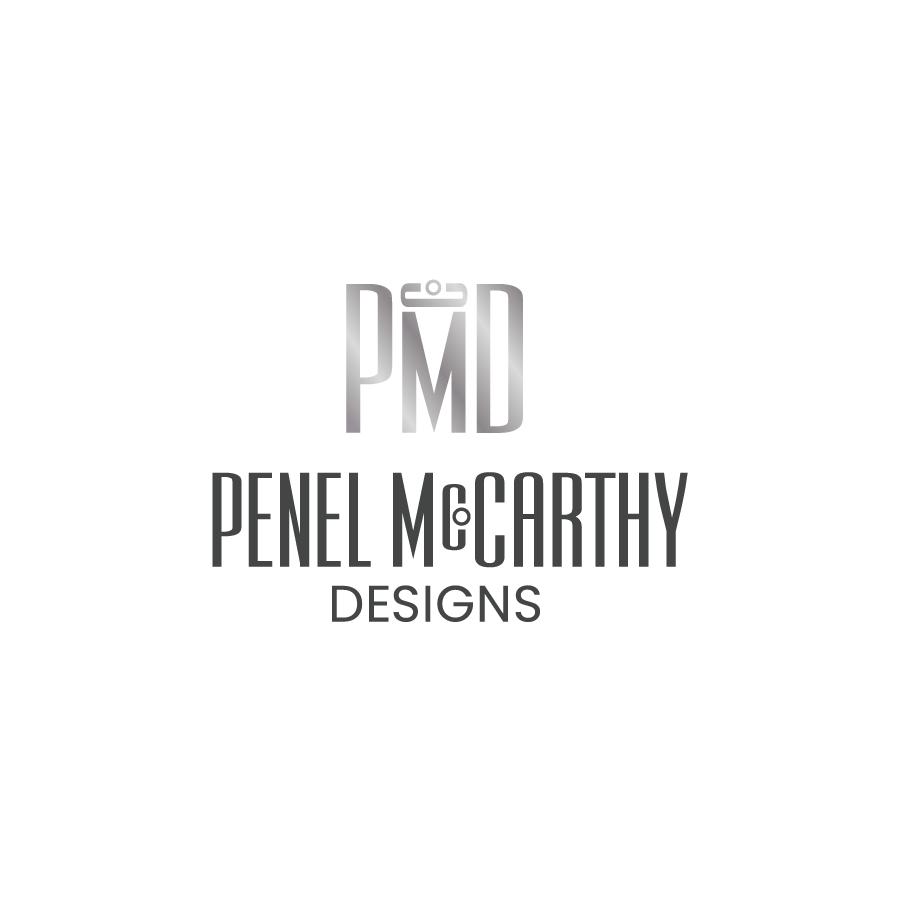 PMD Penel McCarthy Designs Logo Development