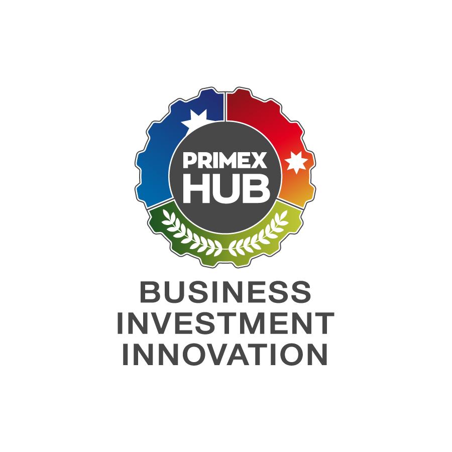 Primex Hub Logo Design