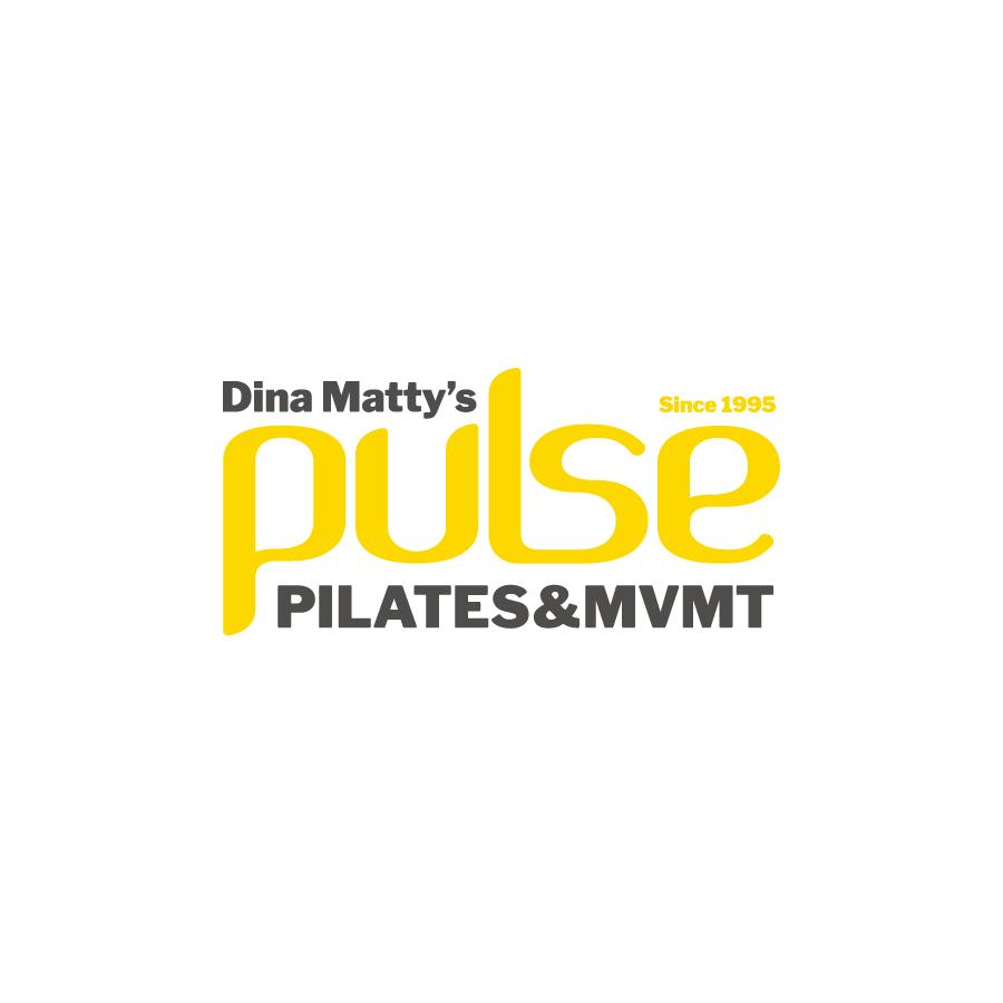 Pulse Pilates and Movement Logo Design