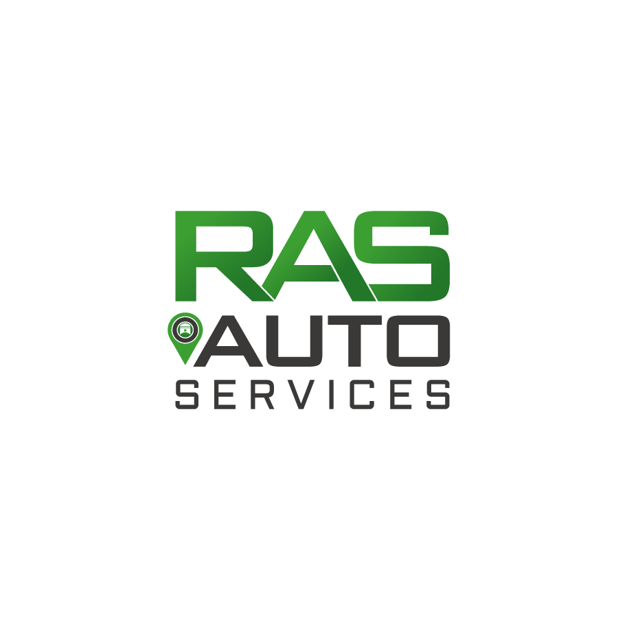 RAS Auto Logo Design
