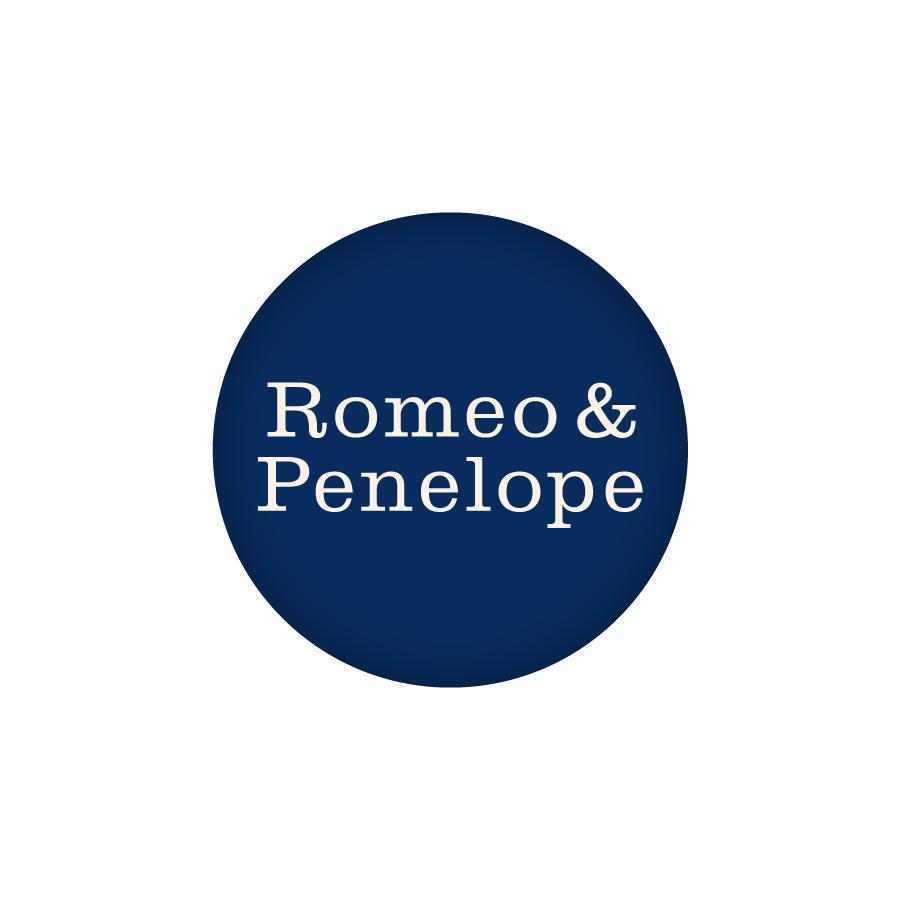 Romeo Penelope Logo Design
