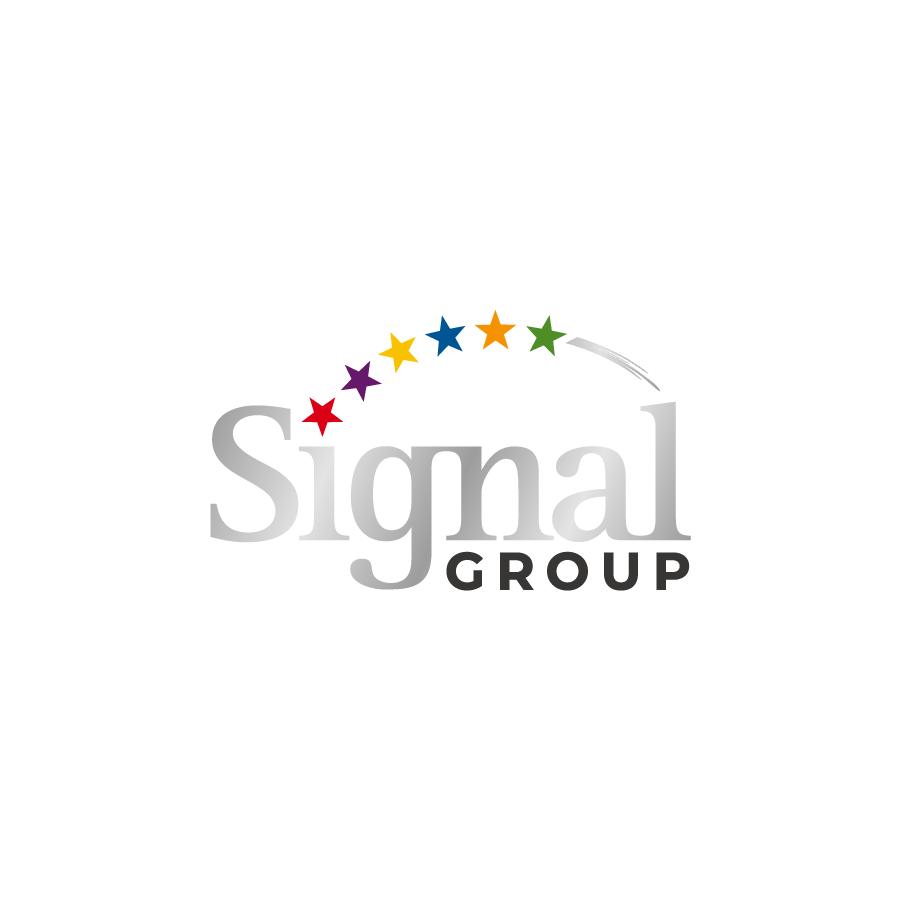 Signal Group Logo Design