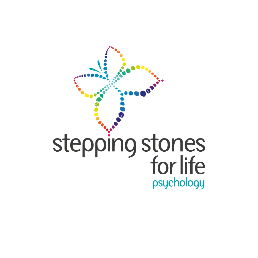 Stepping Stones For Life Logo Design