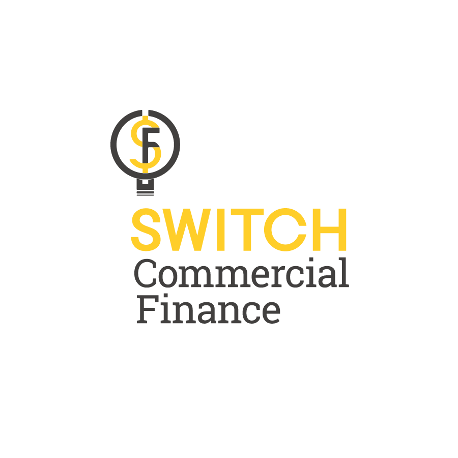 Switch Commercial Finance Logo Design